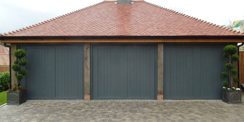 Grp garage doors fibreglass kingston upon thames surrey for Garage doors uk