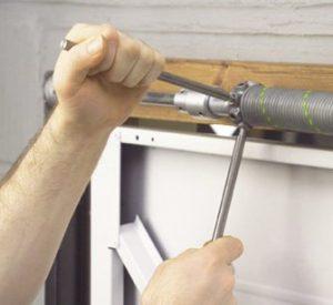 Garage Door Repair Work