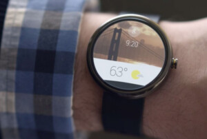 image of Google Android Wear