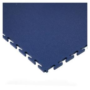 Blue flooring tile