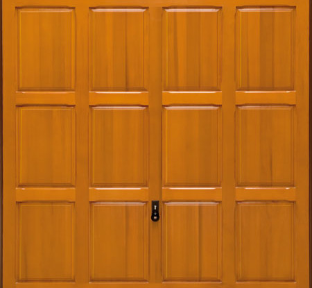 Wooden Garage Door Product