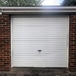 Novoferm Canopy Steel Garage Door