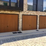 Verwood Style Garage Door