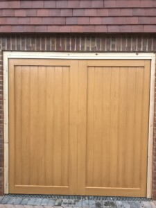 CDC GRP Kingston Honey Beech door