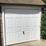 CDC Richmond Manual Up and Over Garage Door