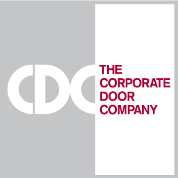 CDC Grey and White Logo