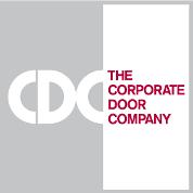 CDC Grey and White Logo