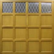 Calverton - Cedar Garage Doors
