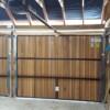 Cardale Timber Berkeley Vertical Retractable Garage Door