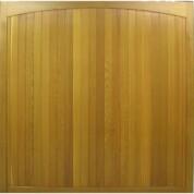 Edwinstowe- Cedar Garage Doors