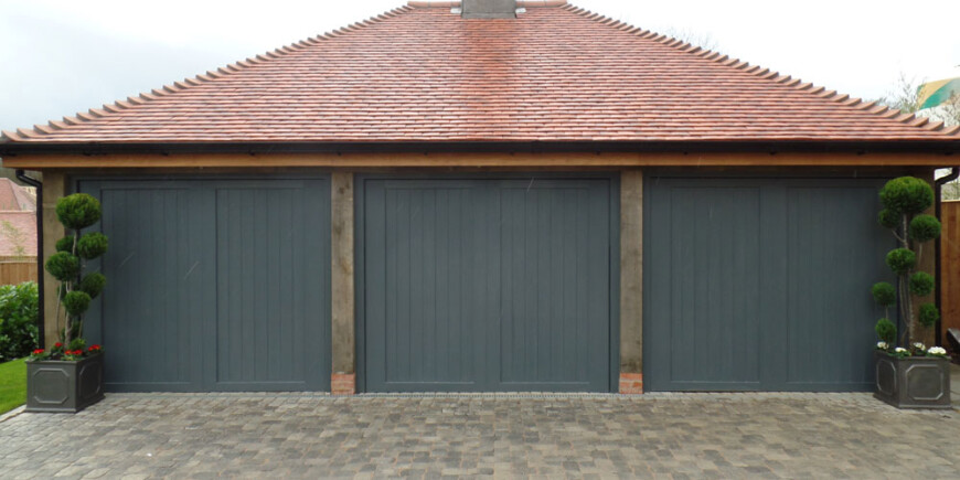 GRP Garage Doors. GRP Up And Over ...