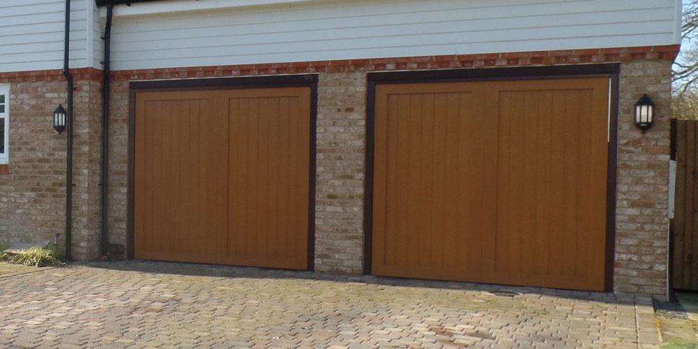 Four Advantages Of Grp Garage Doors Wessex Garage Doors