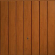 Vertical Decograin Golden Oak