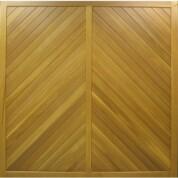 Mansfield1- Cedar Garage Doors