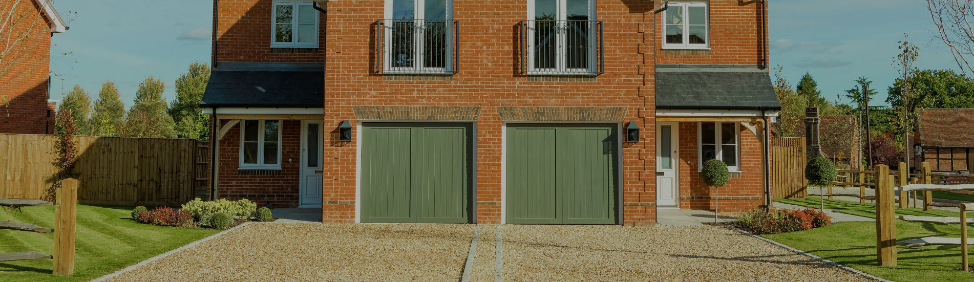Garage Doors Installation and Suppliers - Millgate Highfield Development