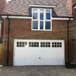 Novoferm Berwick Steel White Double Garage Door
