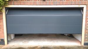 Novoferm Flush Sectional Garage Door