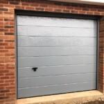 Novoferm Insulated Sectional Garage Door