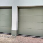 Novoferm Flush Smooth Insulated Steel Garage Door