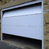 Novoferm Flush White Garage Door
