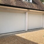 Novoferm Insulated White Roller Garage Door