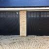 Novoferm Steel Berwick Anthracite Black Garage Doors