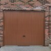Novoferm Thornby Retractable Up and Over Garage Door