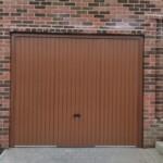 Novoferm Thornby Retractable Up and Over Garage Door