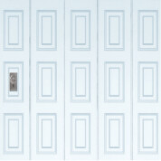 Novoferm sectional - Vertical Panelled iso45