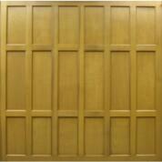 Ollerton1- Cedar Garage Doors