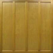 Radcliffe1- Cedar Garage Doors