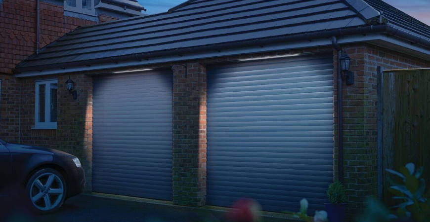 Seceuroglide Garage Doors Hero Image