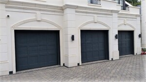 Silvelox bespoke garage doors