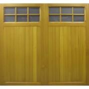 Southwell1- Cedar Garage Doors