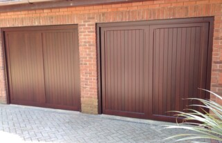 Woodrite-Buckingham-Chalfont-Up-and-Over-Slideaway-Timber-Door-and-Frame-in-Mahogany
