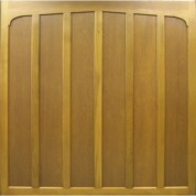 Worksop1- Cedar Garage Doors