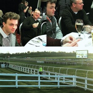 Team Outing to Lingfield Races