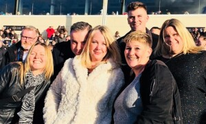 Happy Team at Lingfield Races