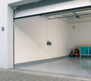 Clean your garage doors