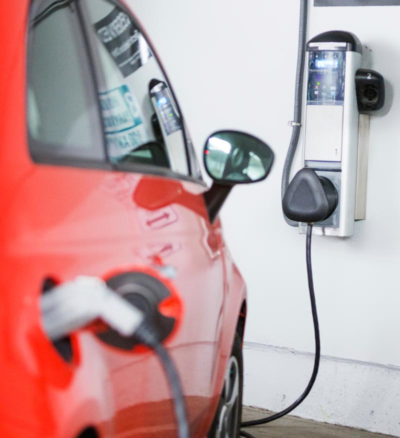 Adding An Electric Car Charging Point In Your Garage