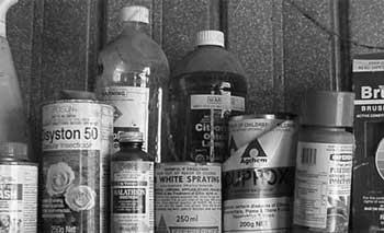 Garage Chemicals