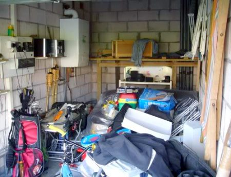Tidy Your Garage Junk