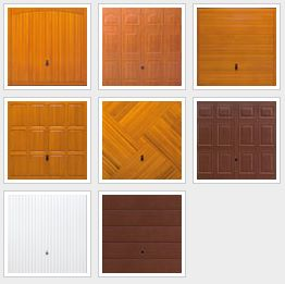 New Garage Door Types
