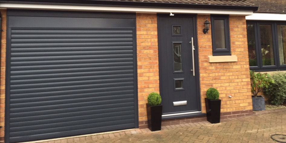 Roller Garage Doors Surrey Based Installers Wessex