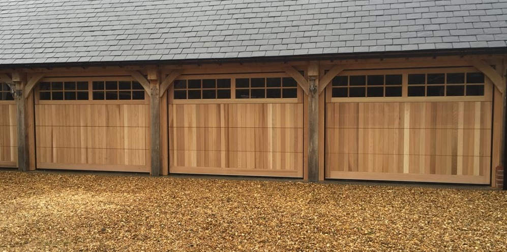 Sectional Garage Doors Surrey Based Installers Wessex