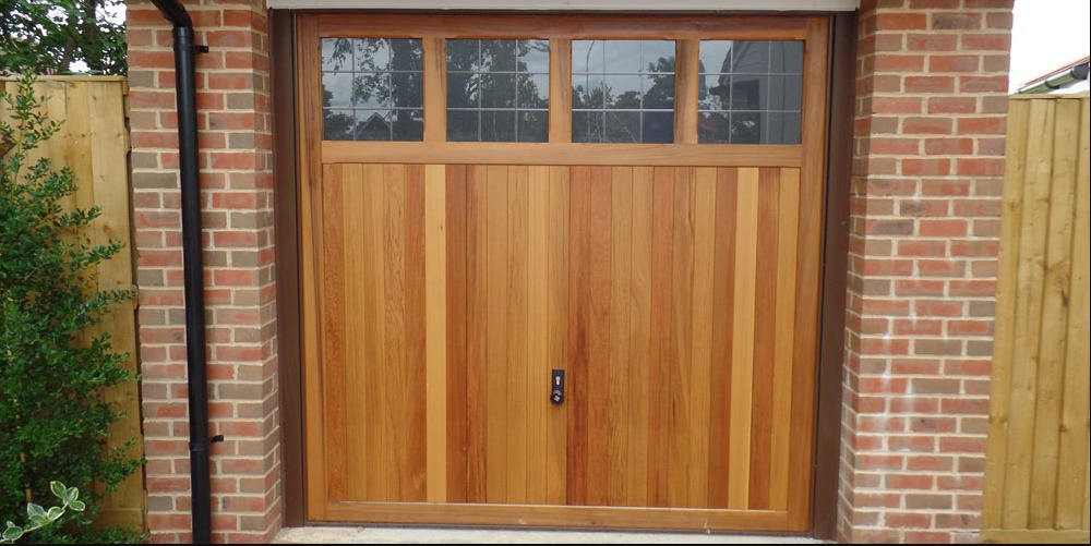 Wooden Garage Doors Surrey Based Installers Wessex